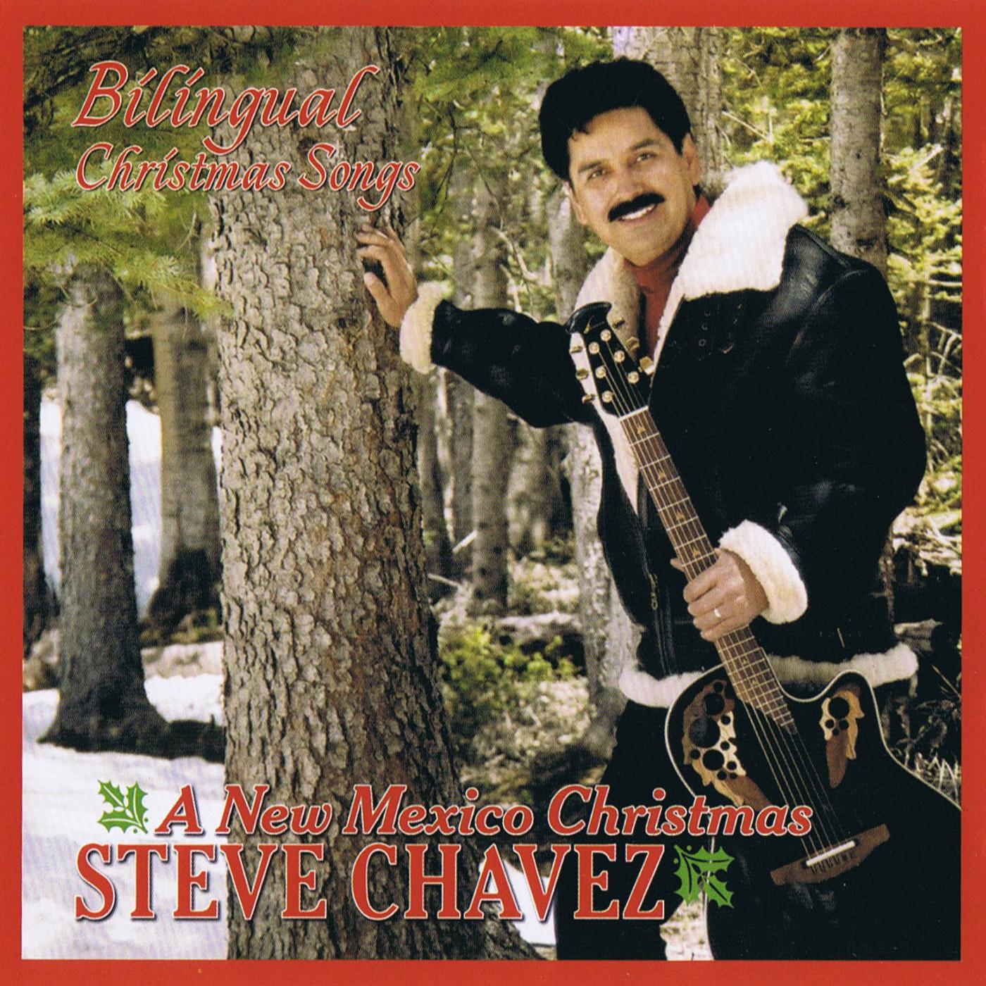 steve chavez a new mexico christmas cd